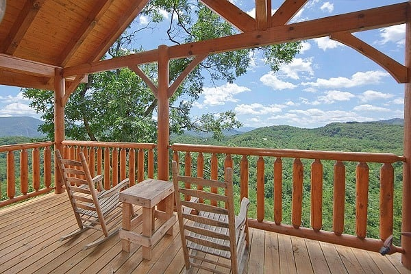 Time well wasted 1 bedroom cabin hearthside at the for Gatlinburg cabins for couples