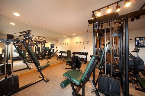Exercise Room at The Preserve