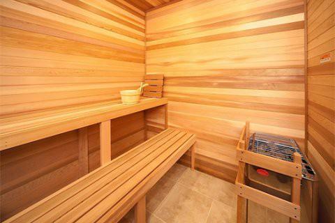 Sauna The Preserve