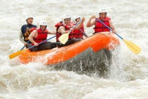 smoky mountain outdoors rafting trip