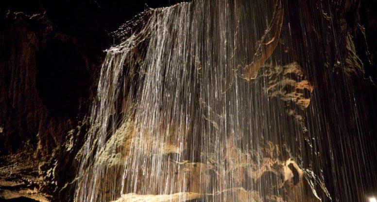 Tuckaleechee Caverns in Townsend