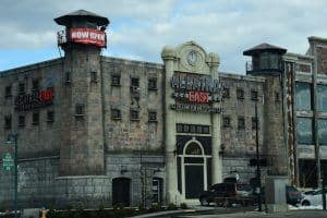 Alcatraz East Museum in Pigeon Forge