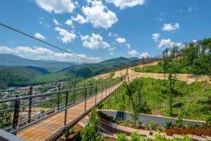 skybridge in gatlinburg